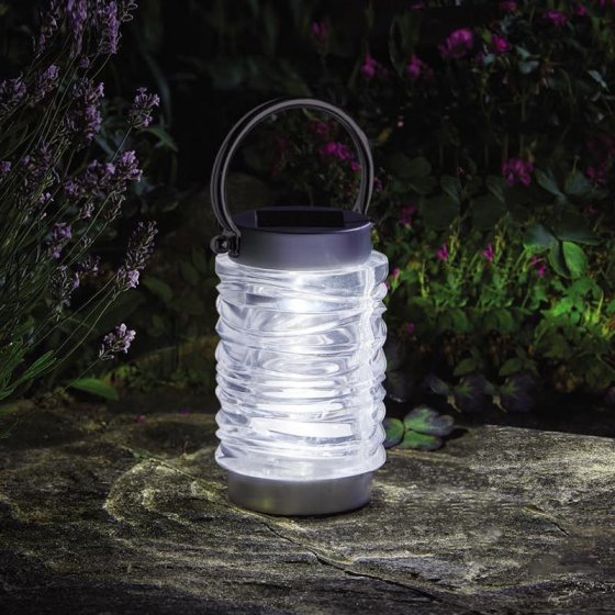 Wave Stainless Steel 10L Lantern